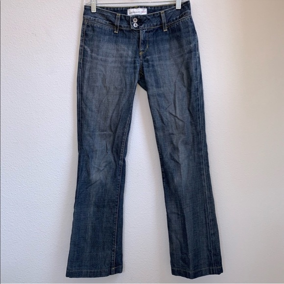 Paper Denim & Cloth Denim - Paper Denim & Cloth | Boot Leg Two Button Jeans